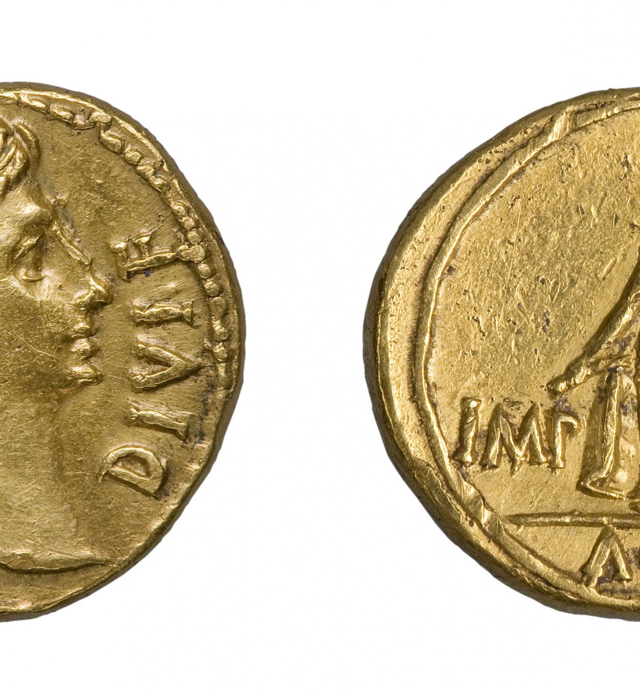 August - Auri - 15-13 aC