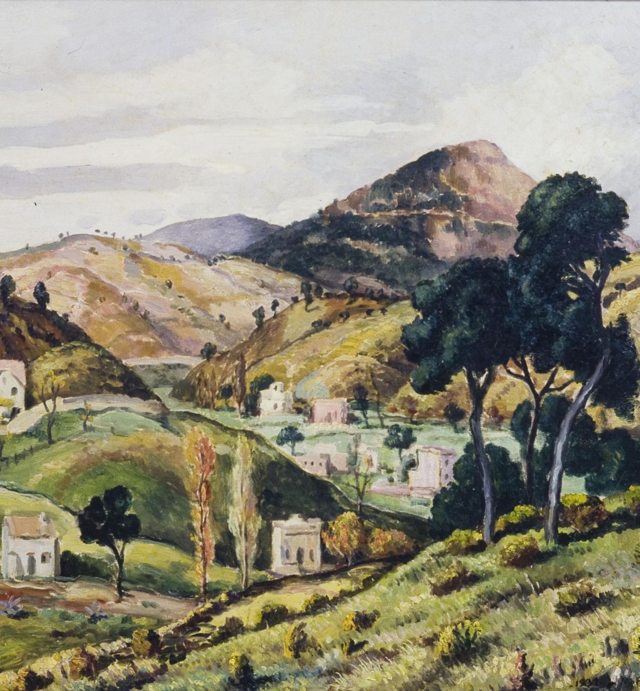 Marià Pidelaserra - Cloudy Day - 1932