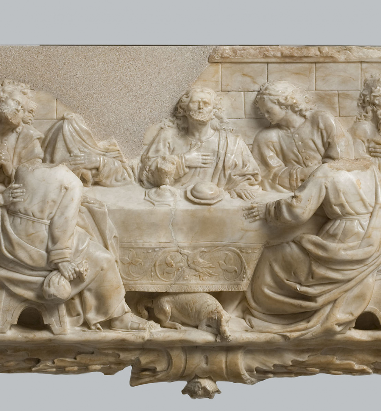 Isidre Espinalt - Last Supper - 1695