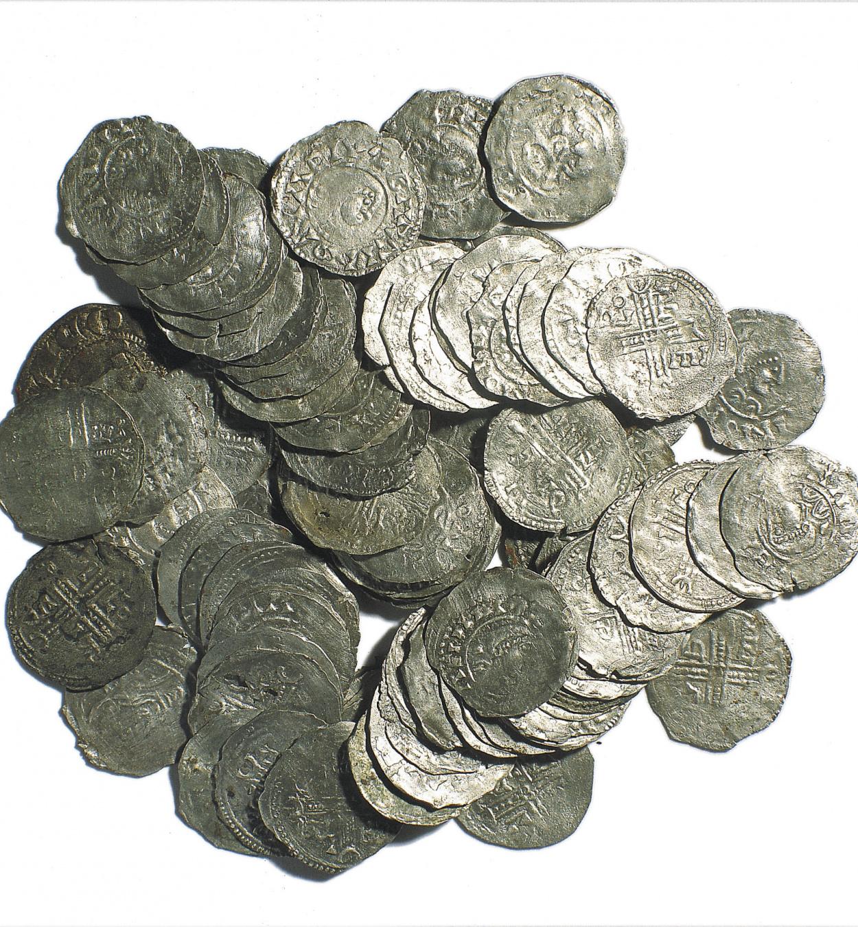 Diverses autoritats - Tresor d'Òrrius - Cap a 1032-1041