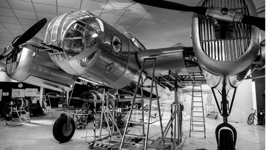 Aeronàtica guerra civil