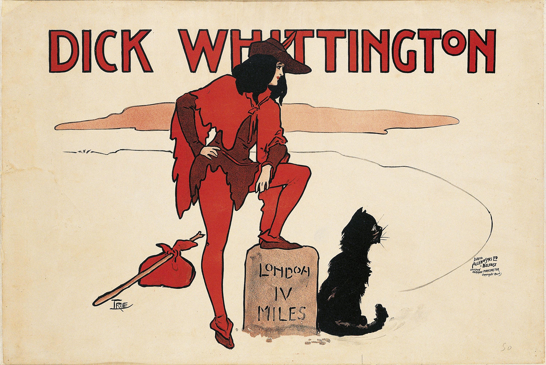 William True - Dick Whittington - 1901 or before