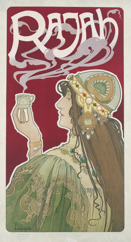 Henri Privat-Livemont - Rajah - 1899