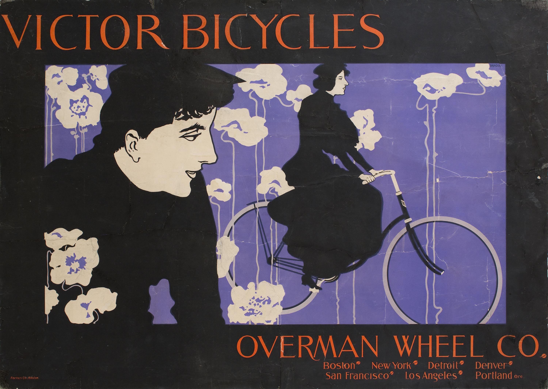 William Henry Bradley - Victor Bicycles - 1896