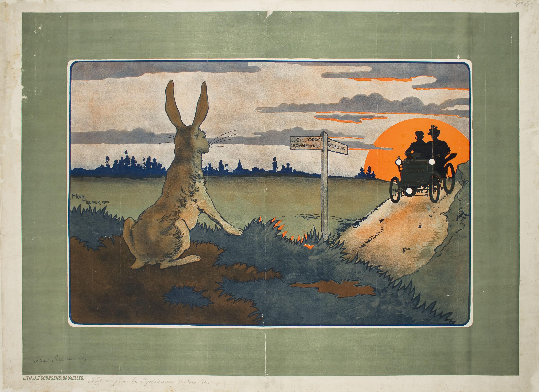 Henri Meunier - [Le Cyclodrome] - 1900