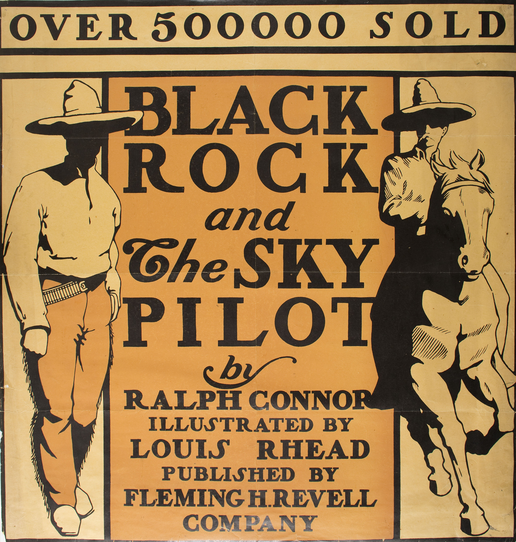 Louis John Rhead - Black Rock and The Sky Pilot - Cap a 1899-1903
