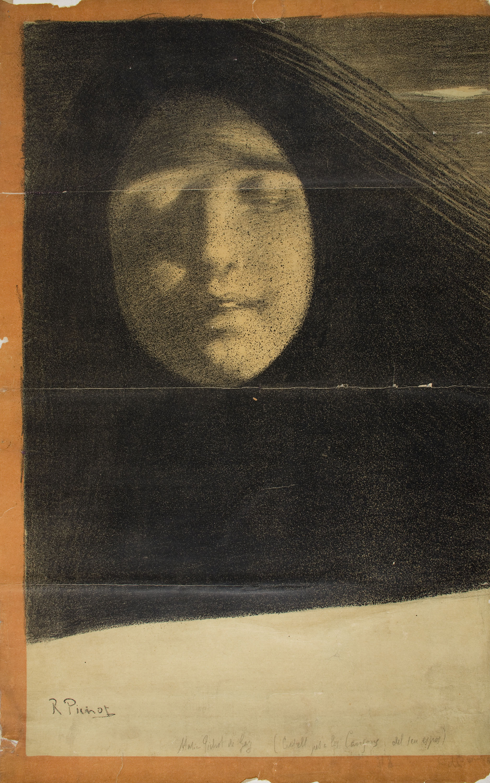 Ramon Pichot Gironés - [Maria Pichot de Gay. Cartell per a les Cançons del seu espòs] - 1900