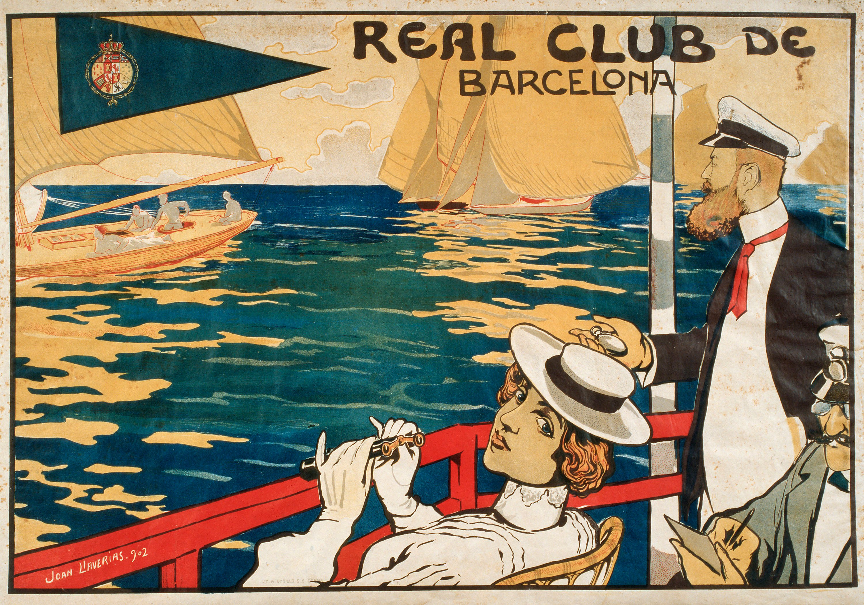 Joan Llaverias - Real Club de Barcelona - 1902