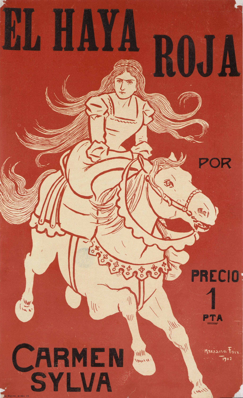 Marià Foix - El Haya Roja - 1902