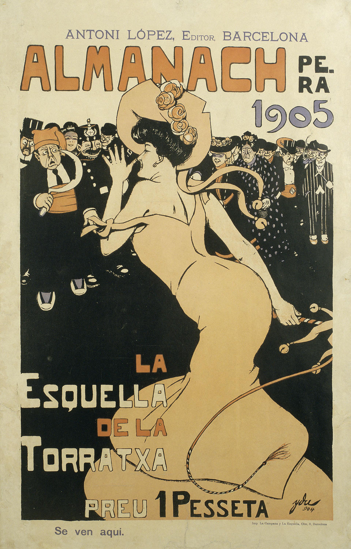 Pere Ynglada - La Esquella de la Torratxa. Almanaque para 1905 - 1904