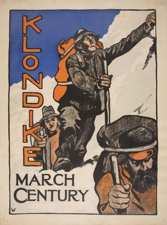 George Alfred Williams - March Century. Klondike - Cap a 1895-1897