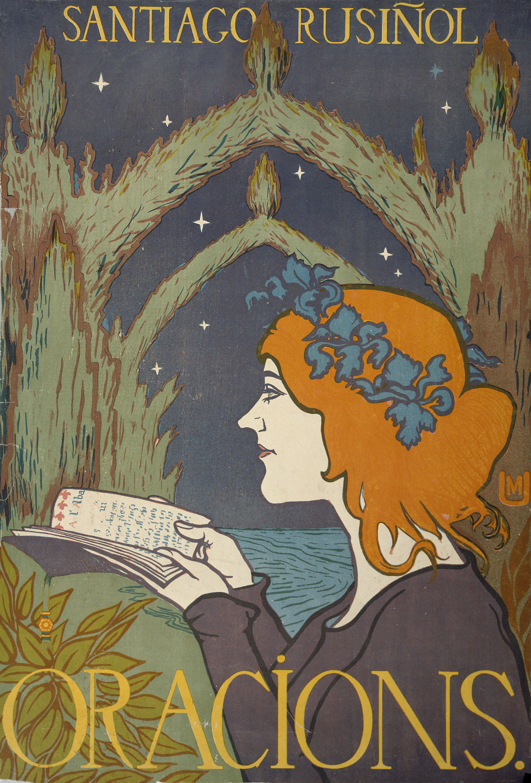 Miquel Utrillo - Oracions - 1897