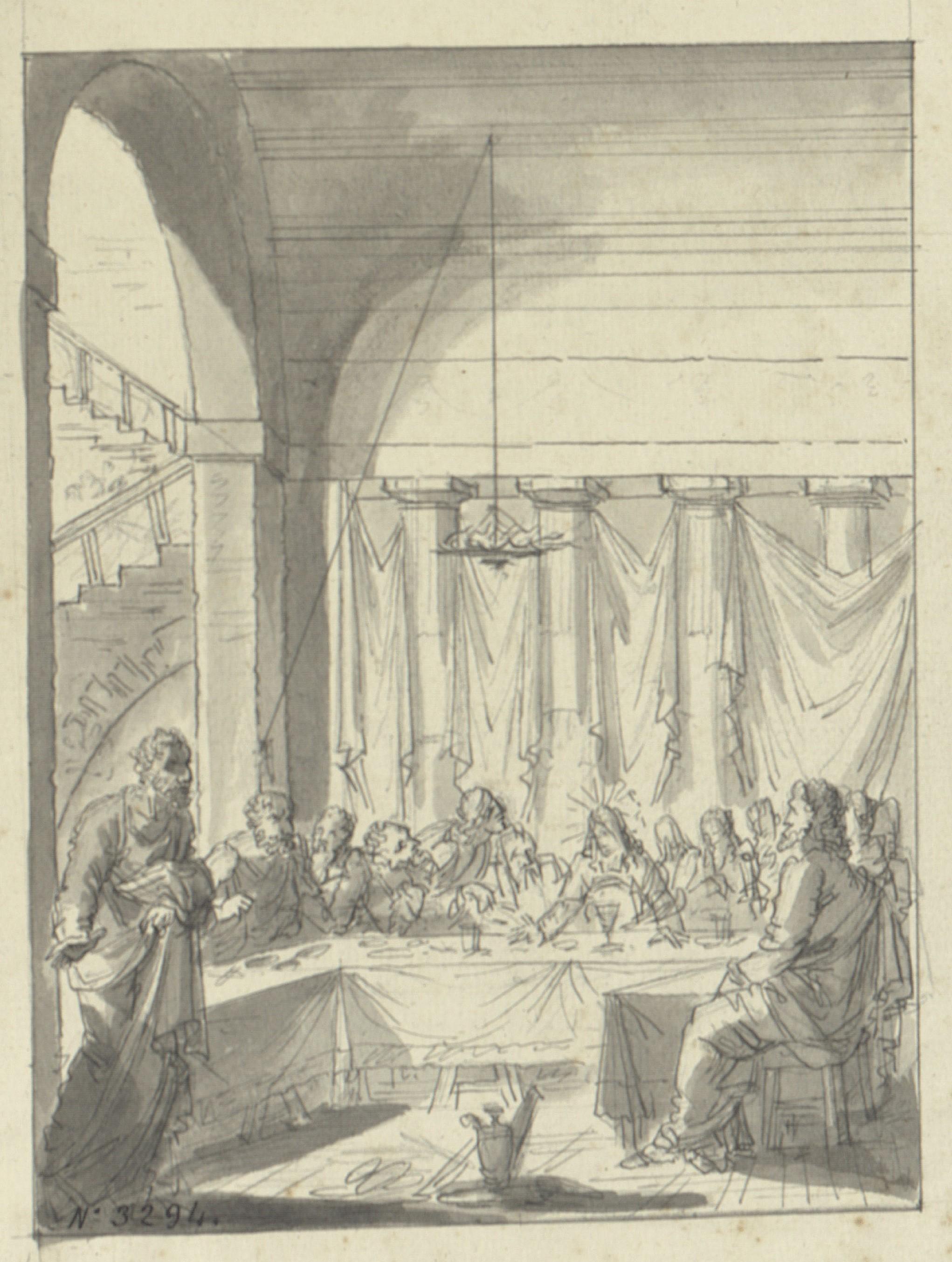 Pau Rigalt - Sant Sopar - Cap a 1820-1830
