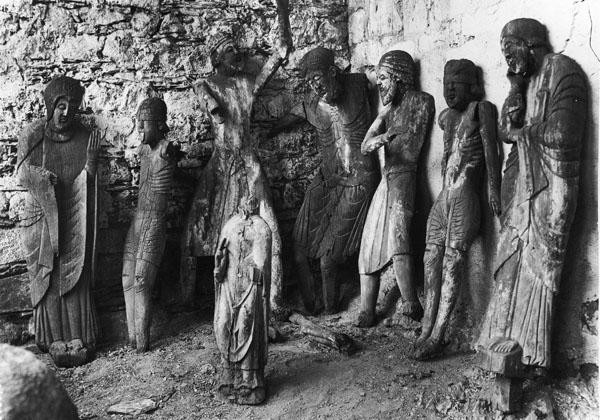 Anònim - Sant Joan del Davallament d'Erill la Vall - Segona meitat del segle XII [4]