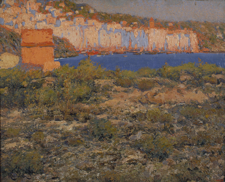 Nicolau Raurich - Calella - Hacia 1906
