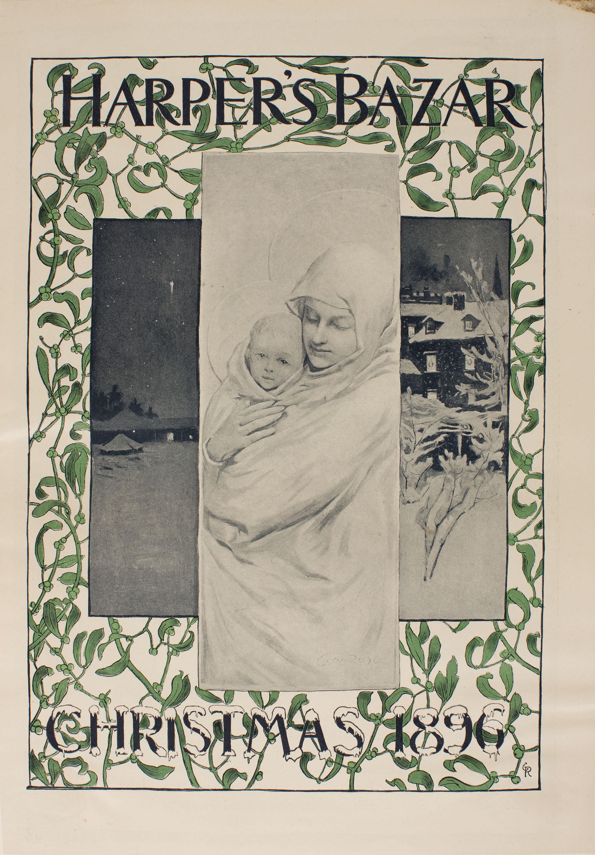 Anònim - Harper's Bazar. Christmas 1896 - 1896