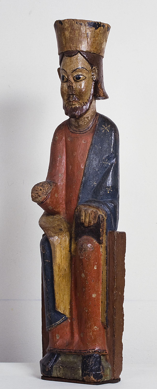 Anònim - Crist en Majestat - Segle XIII