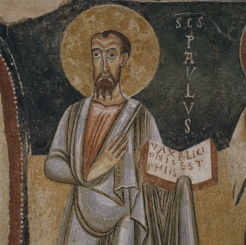Anònim. Catalunya - Apòstols d'Orcau - Primera meitat del segle XII [1]