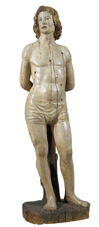 Andrea Bregno - Sant Sebastià - Cap a 1460