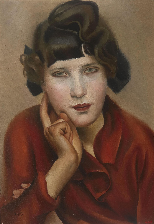 Josep de Togores - Printània - París, 1922