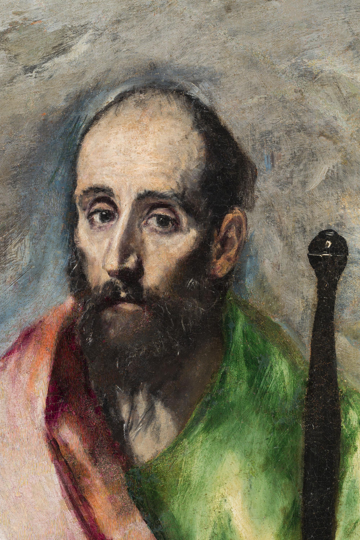 Doménikos Theotokópoulos (El Greco) - Sant Pere i sant Pau - Entre 1590-1600 [2]