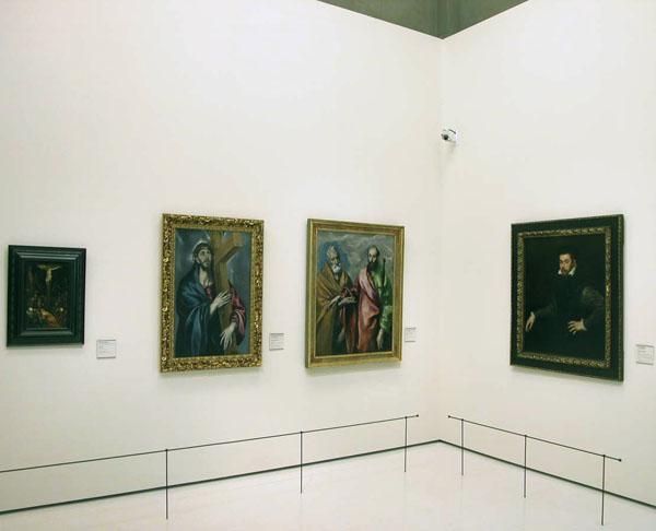 Doménikos Theotokópoulos (El Greco) - Sant Pere i sant Pau - Entre 1590-1600 [4]