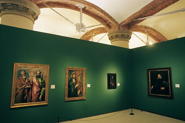 Doménikos Theotokópoulos (El Greco) - Sant Pere i sant Pau - Entre 1590-1600 [5]