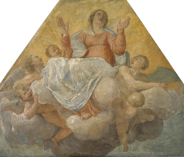 Annibale Carracci - Assumpció de la Mare de Déu - Finals de 1604 – inicis de 1605