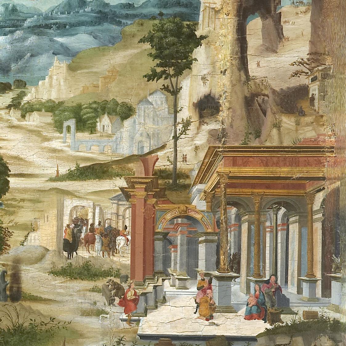 Joan de Burgunya - Mare de Déu amb el Nen i sant Joanet - Entre 1515-1525 [4]