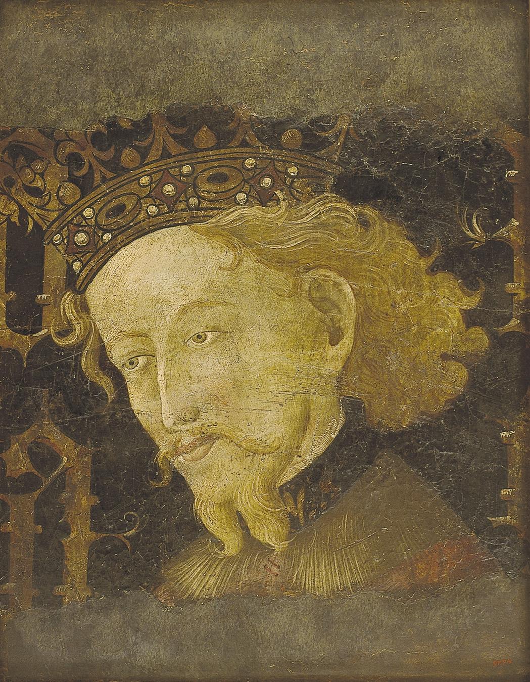 Jaume Mateu - Jaume I el Conqueridor - 1427