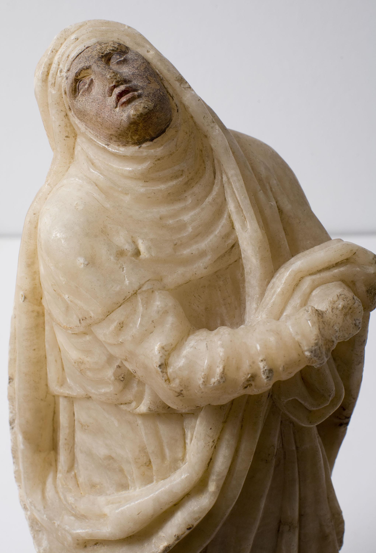 Juan de Anchieta - Virgin and Saint John the Evangelist at the Foot of the Cross - 1565-1575 [1]