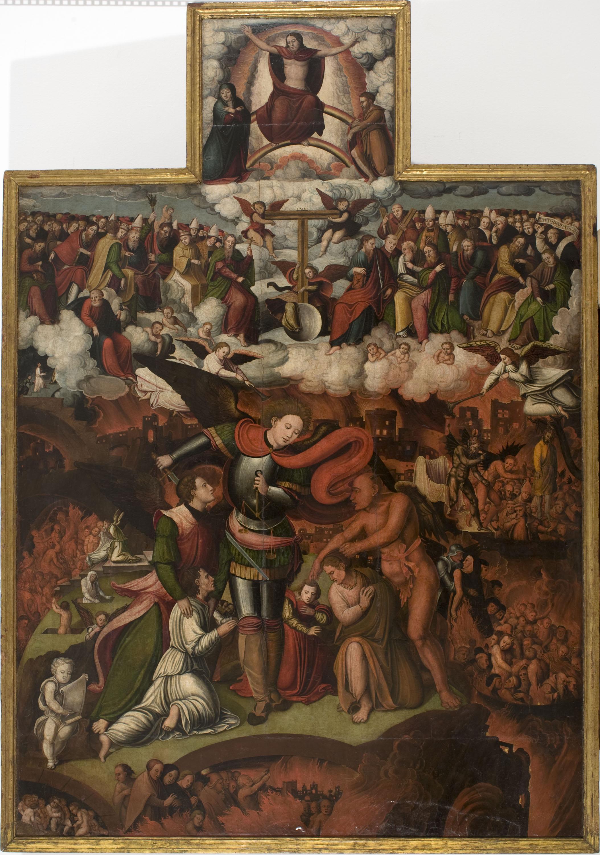 Tomás Peliguet - Retaule de les Ànimes - 1550