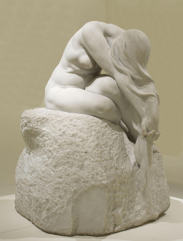 Enric Clarasó - Eve - 1904