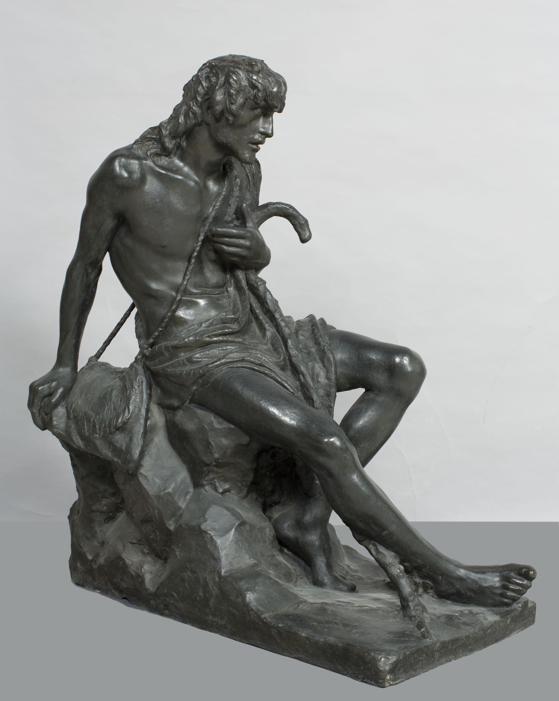 Josep Llimona - The Prodigal Son - 1879