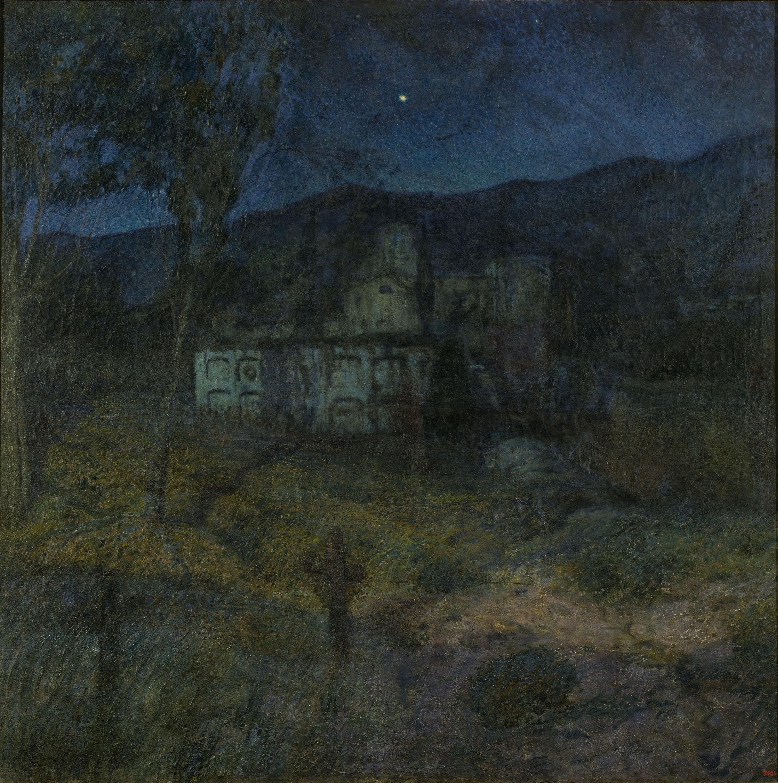 Nicolau Raurich - Solitud - Cap a 1907