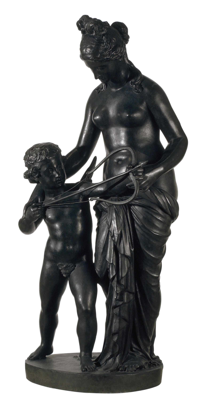 Antoni Solà - Venus i cupidell - Cap a 1820