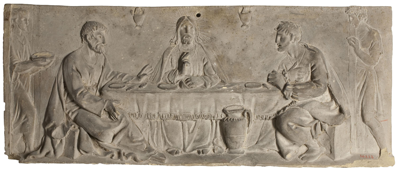 Damià Campeny - El sopar d'Emaús - 1816