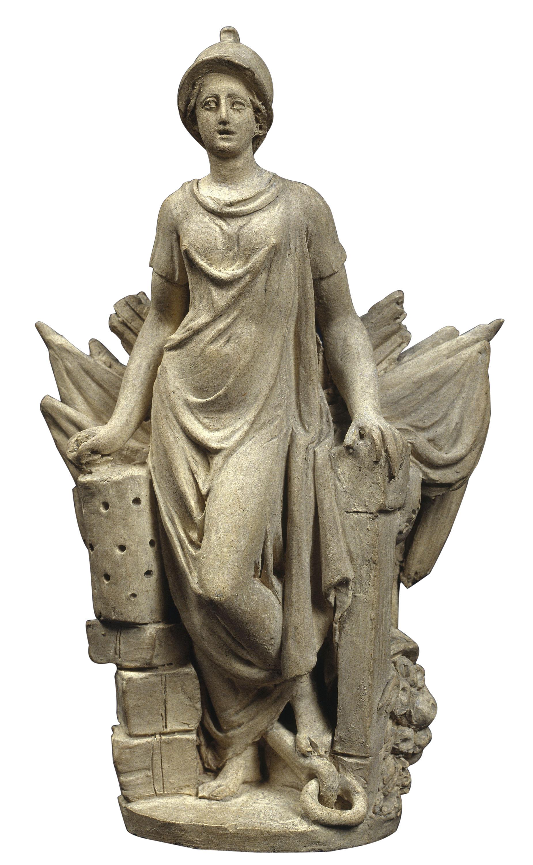 Damià Campeny - Al·legoria del Comerç - Cap a 1802