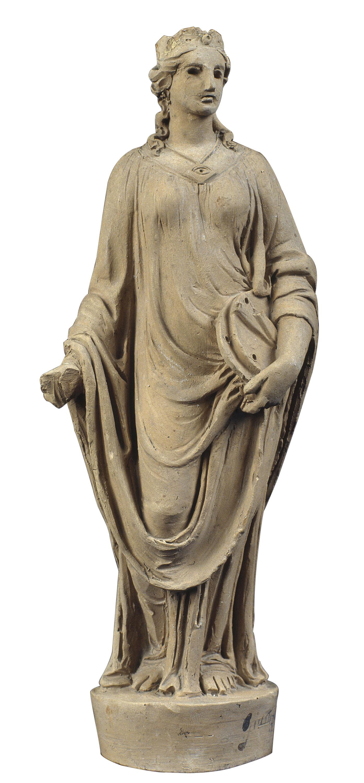 Damià Campeny - Justícia - Cap a 1806-1816