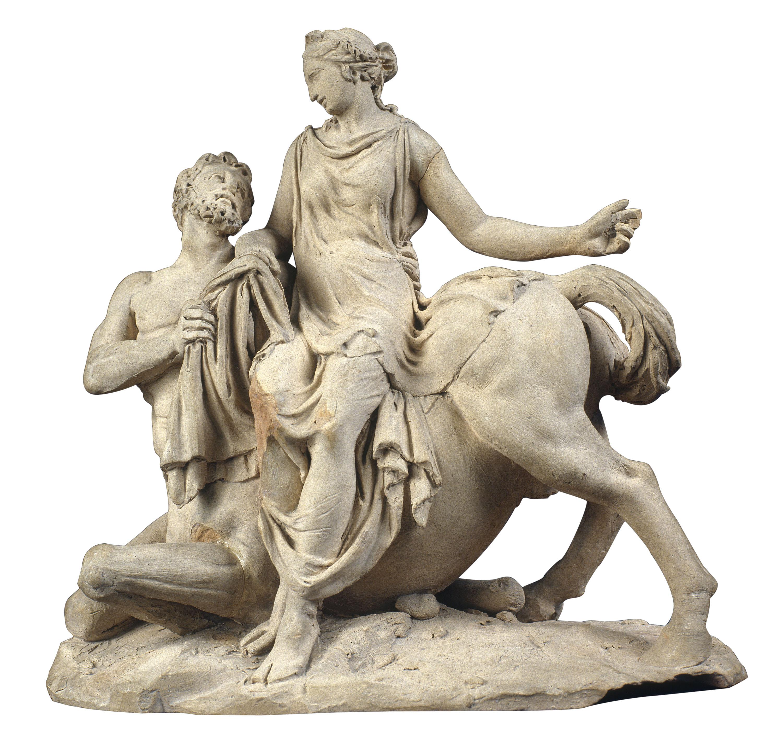 el rapto de deyanira por el centauro neso museu nacional