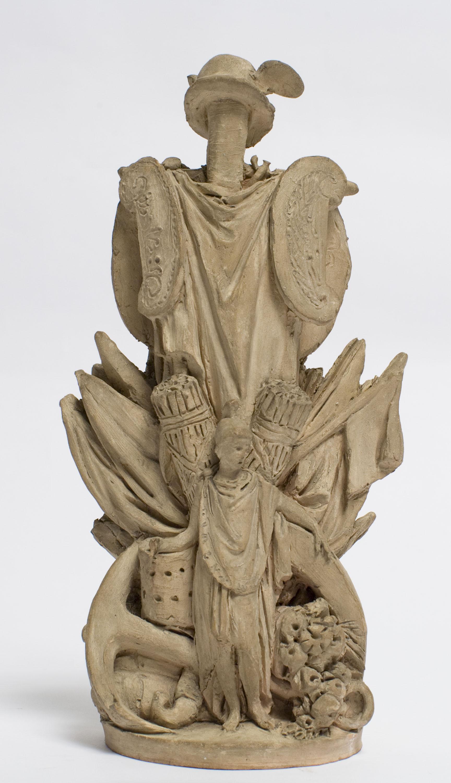 Damià Campeny - Trofeu al·legòric del Comerç Marítim - Cap a 1802