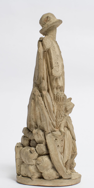 Damià Campeny - Trofeu al·legòric del Comerç Marítim - Cap a 1802 [2]