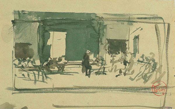 Marià Fortuny - La vicaria - Roma 1868-1869. París 1870 [1]