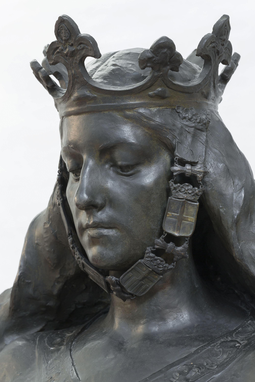 Eusebi Arnau - Bust de matrona representant Barcelona - 1897 [3]