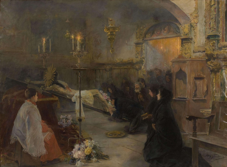 Arcadi Mas i Fondevila - Venite adoremus - Cap a 1896