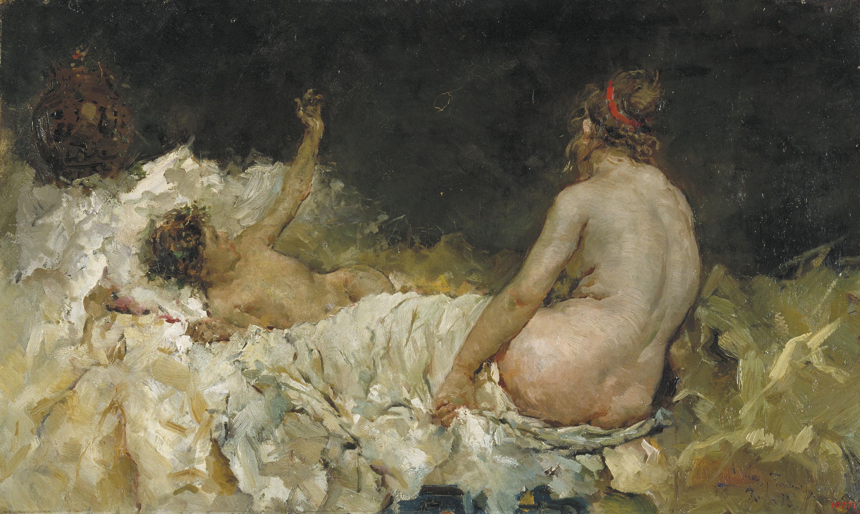 Arcadi Mas i Fondevila - Estudi - Roma, 1878