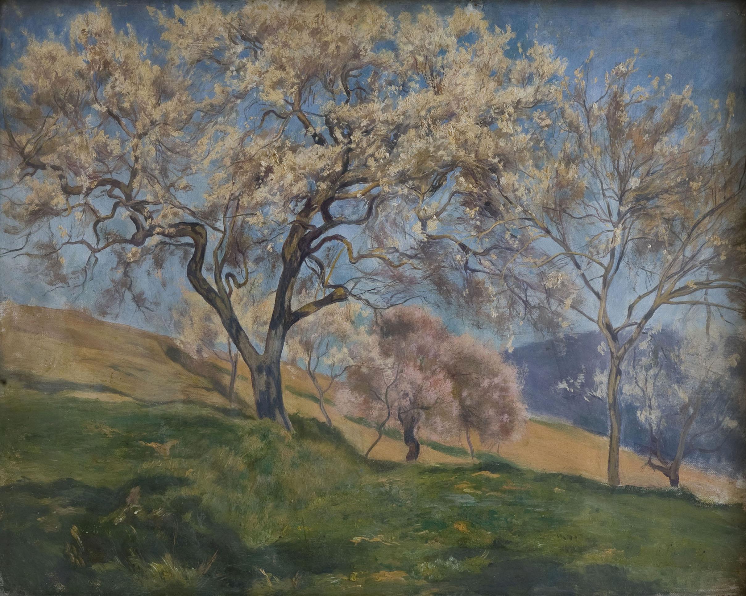 Enric Galwey - Primavera - Cap a 1907