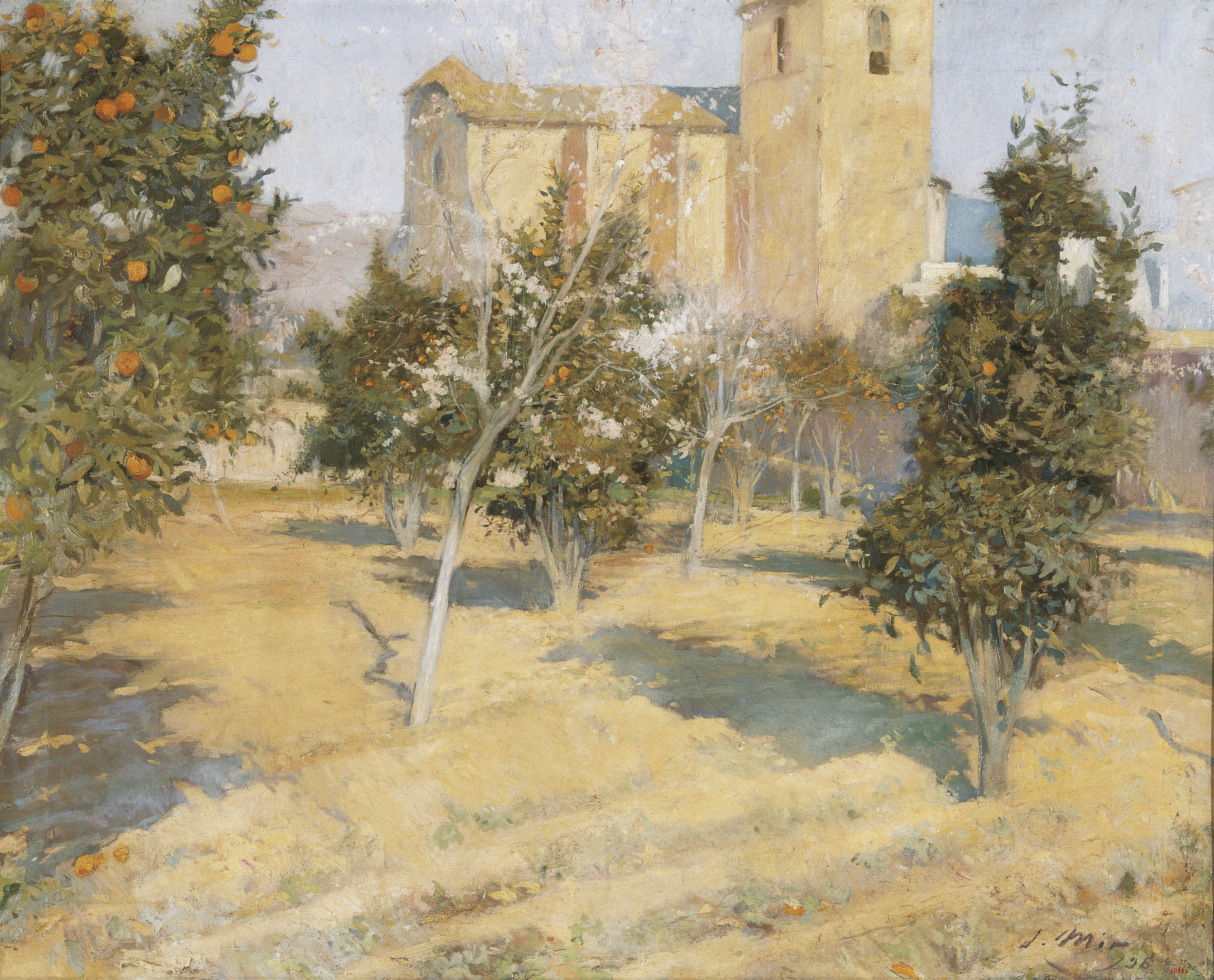 The Rector's Orchard