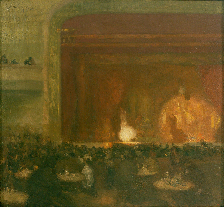 Ricard Urgell - Eden concert - 1919