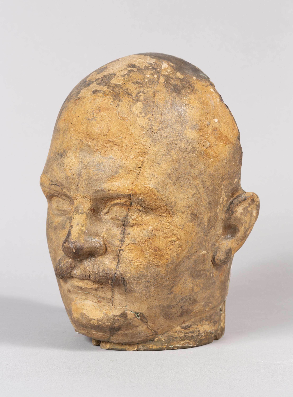 Pablo Gargallo - Retrat del marxant Santiago Segura - 1917 [1]